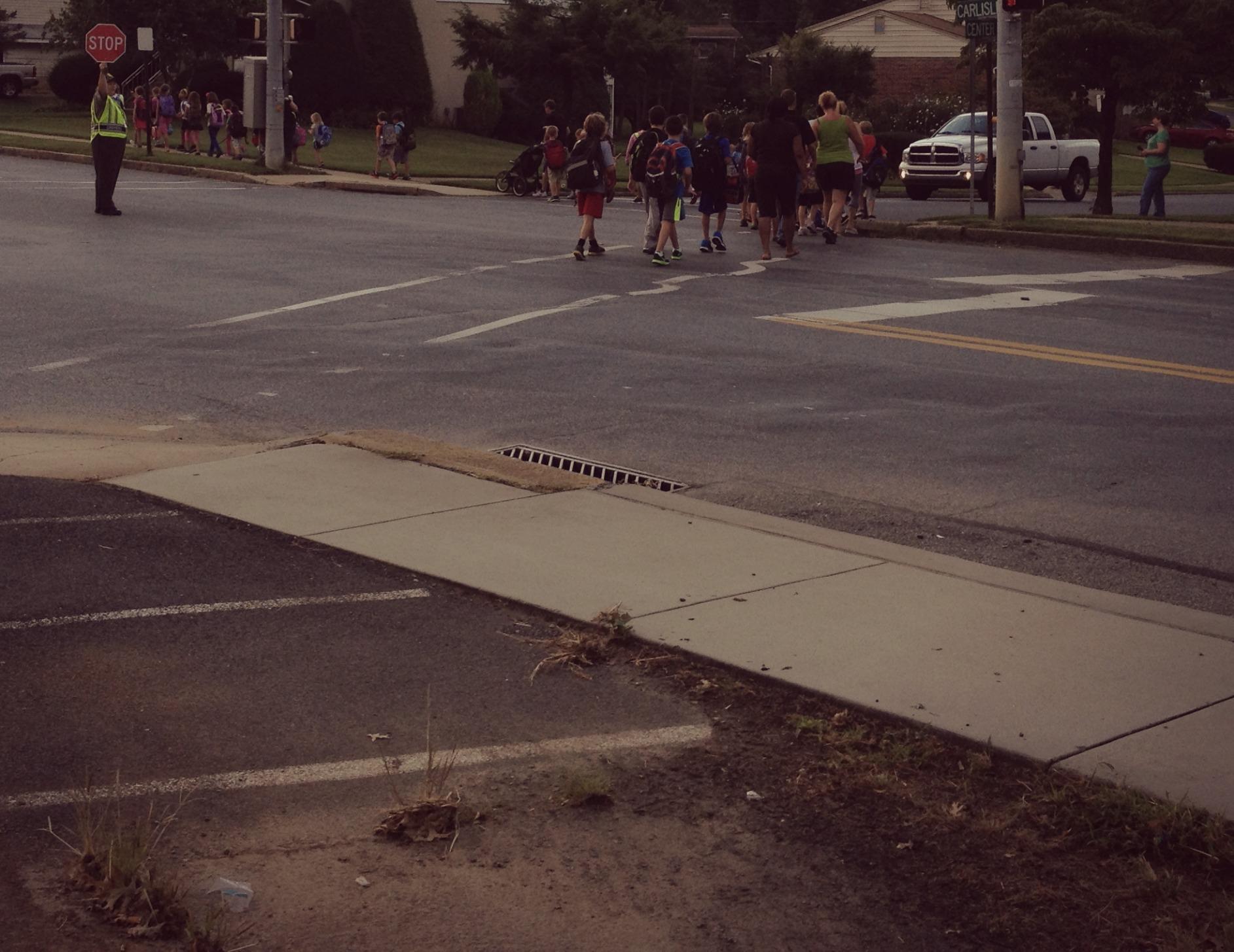 walkingtrain